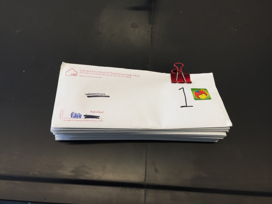 Physics10ExamEnvelopes
